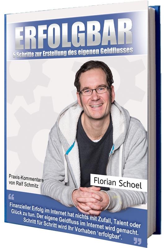 Buch Erfolgbar Machen von Florian Schoel