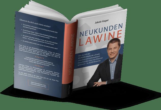 Gratis Buch: Neukundenlawine von Jakob Hager