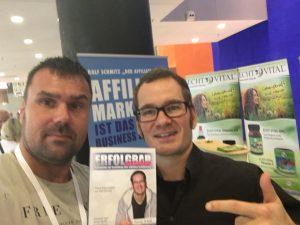 Michael Kotzur und Florian Schoel
