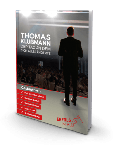 Gratis Buch - Der Tag an dem sich alles änderte von Thomas Klußmann
