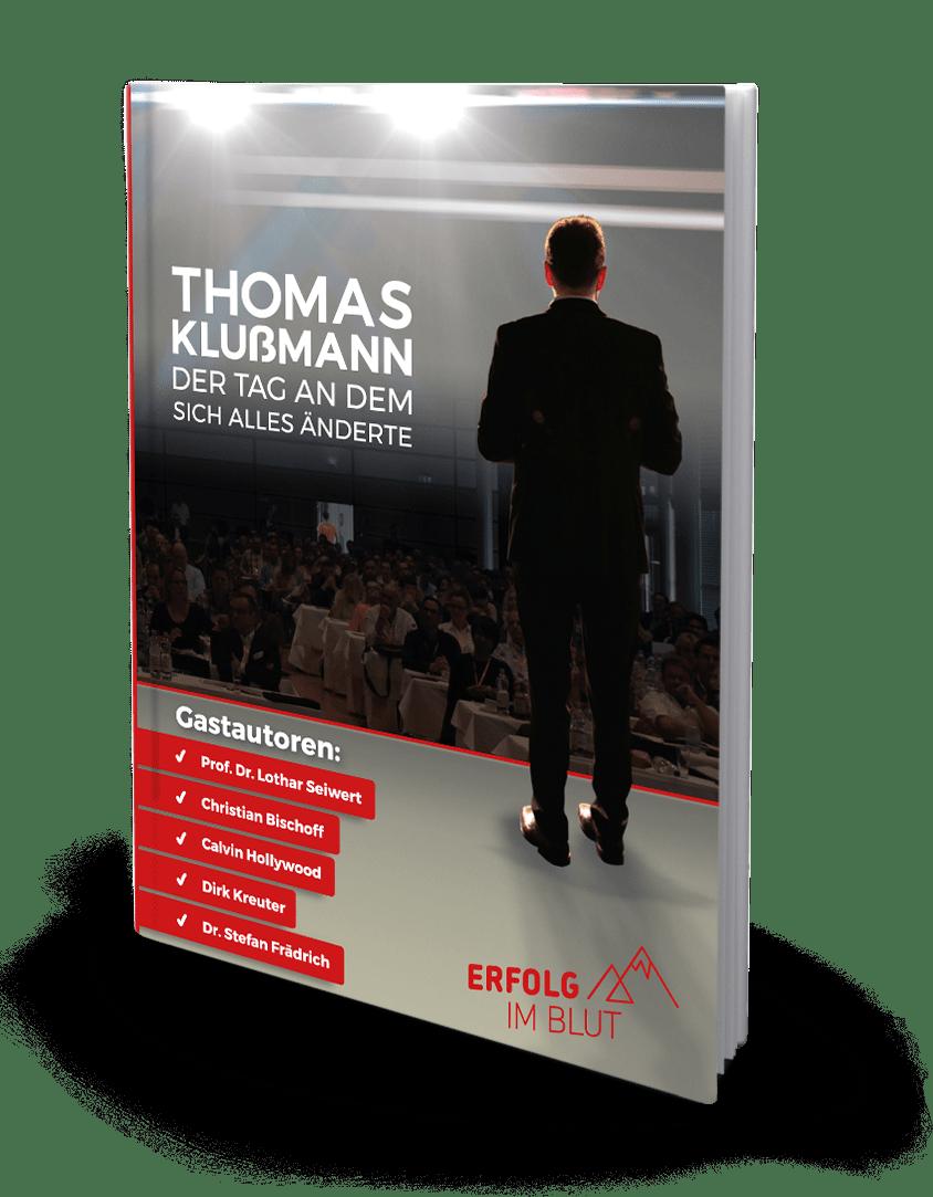 Gratis Buch Der Tag an dem sich alles änderte von Thomas Klußmann