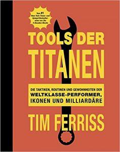Buch Tools der Titanen Tim Ferriss