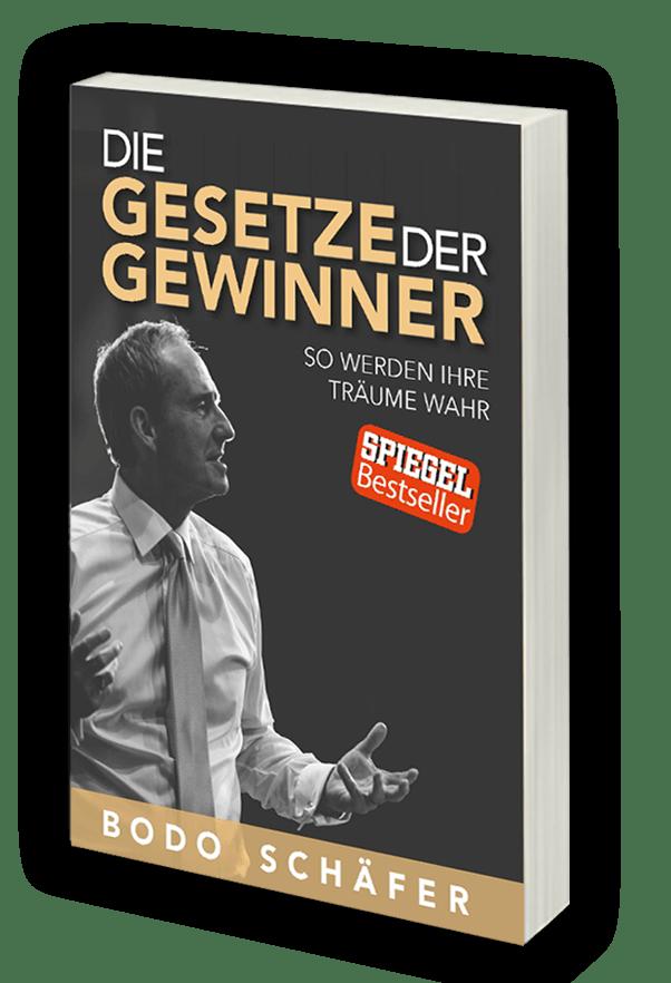 22Die Gesetze Der Gewinner22 von Bodo Schäfer