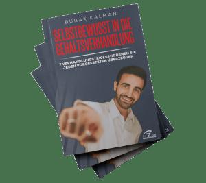 Gratis Buch Selbstbewusst in die Gehaltsverhandlung