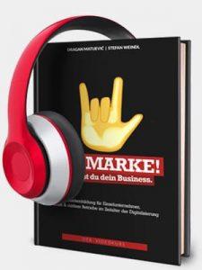 Du bist die Marke Hoerbuch