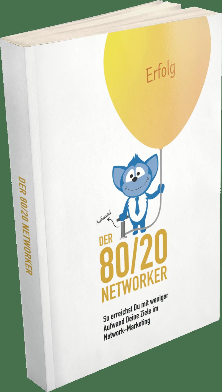 Gratis Buch Der 8020 Networker von Alex Riedl