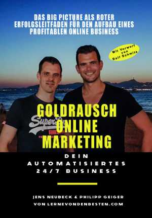 Gratis Buch Goldrausch Online Marketing klein