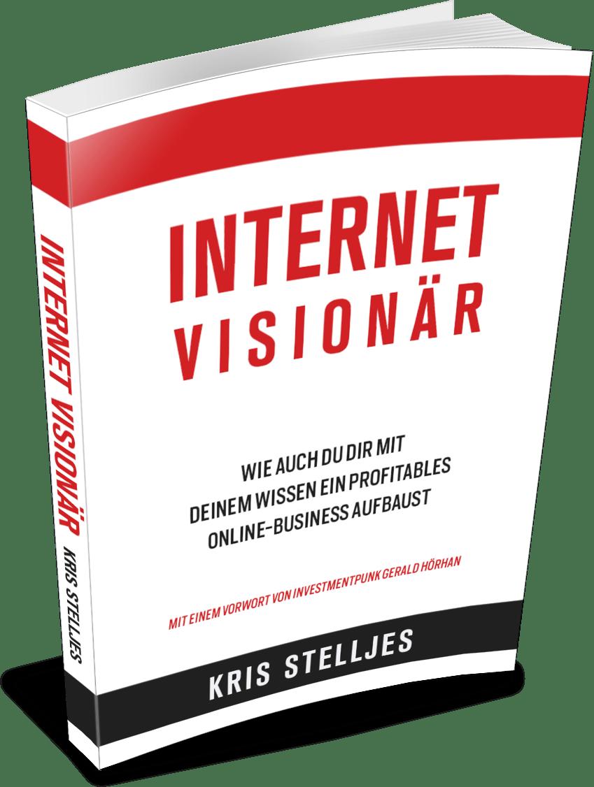 Internet Visionär von Kris Stelljes