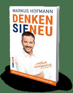 Buch Geschenk 22Denken Sie neu22 von Markus Hofmann 1