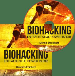 Biohacking Hörbuch Weg mit Stress mehr Fokus und Energie