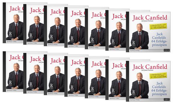 Hörbuch von Jack Canfield