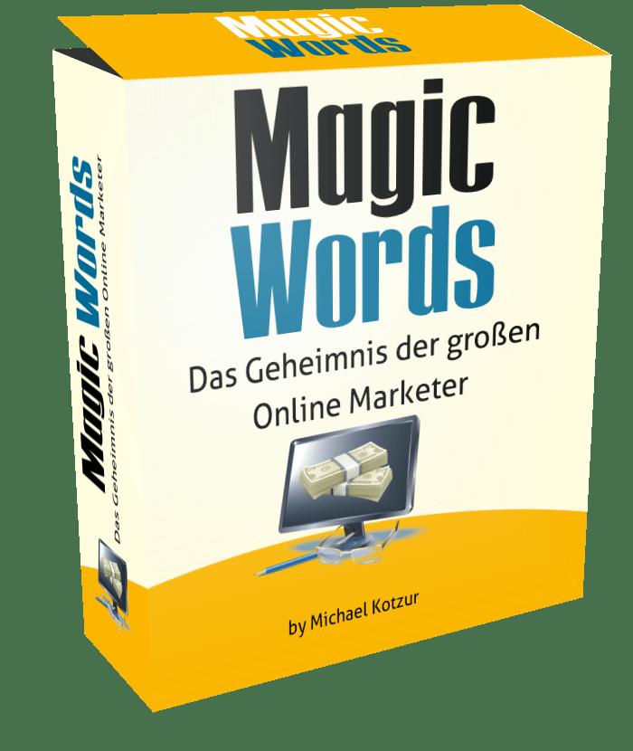 MagicWords im Verkauf