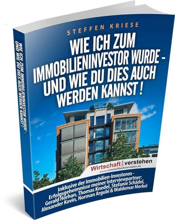 Wie ich zum Immobilien Investor wurde von Steffen Kriese