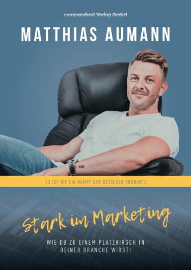 Buch Stark im Marketing von Matthias Aumann
