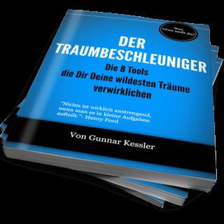 eBook Der Traumbeschleuniger von Gunnar Kessler klein