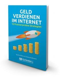 Das 22Geld verdienen im Internet22 Buch