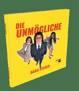 Gratis Buch Die Unmögliche Babs Steger