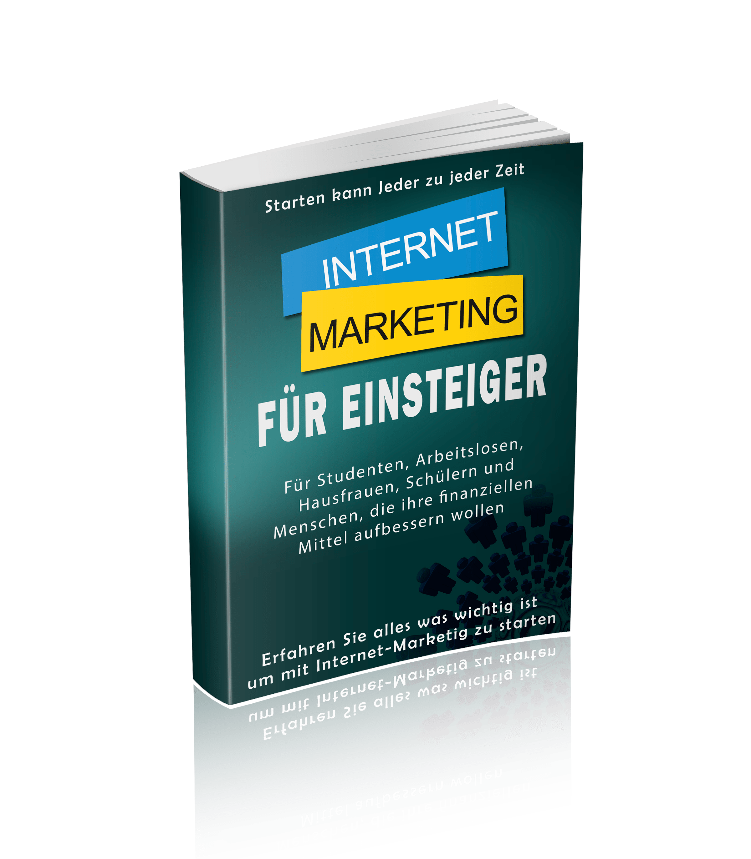 Gratis eBook Internet Marketing für Einsteiger