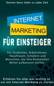 eBook Internet Marketing für Einsteiger