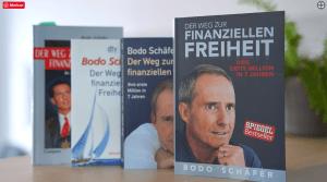 Gratis Buch Der Weg zur finanziellen Freiheit