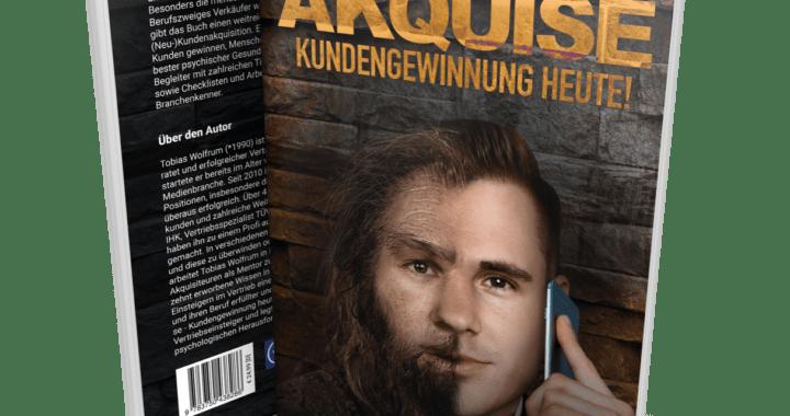 Buch Akquise Kundengewinnung heute