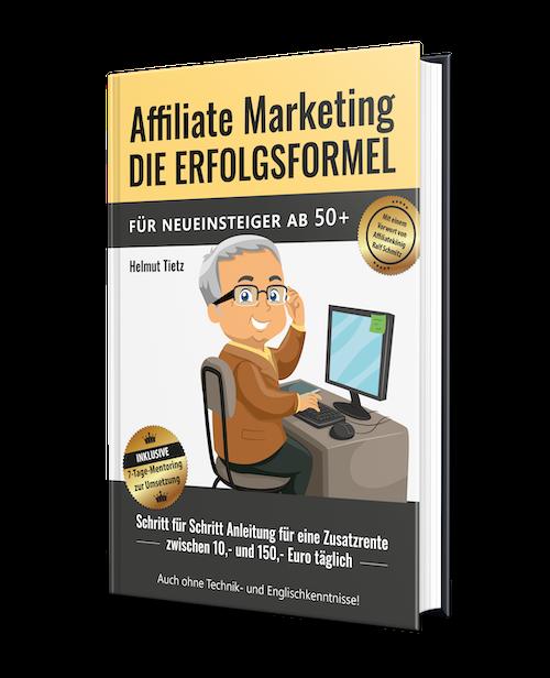 Gratis Buch Affiliate Marketing für Neueinsteiger