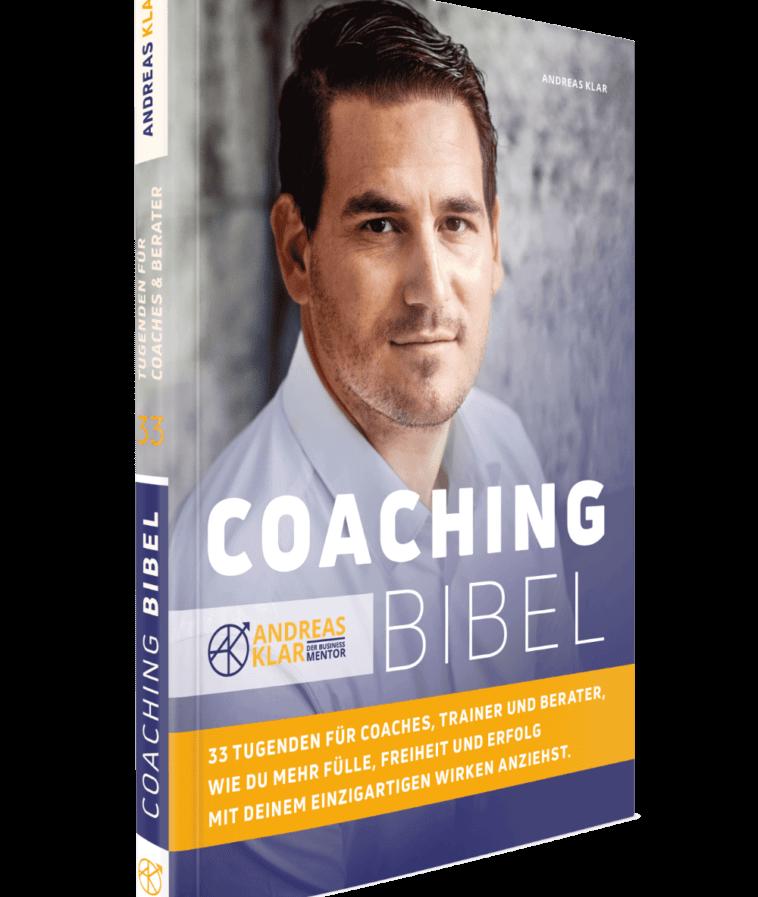 Gratis Buch Coaching Bibel von Andreas Klar